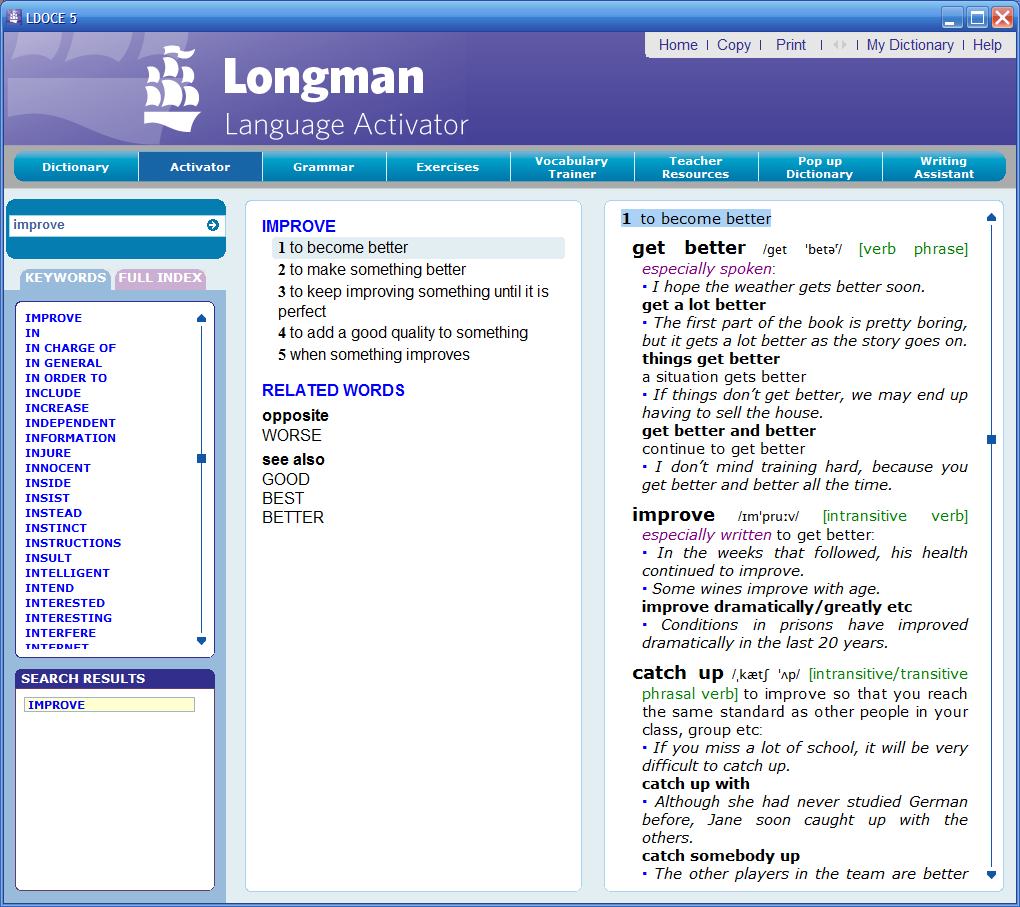 longman dictionary of contemporary english free download for pc